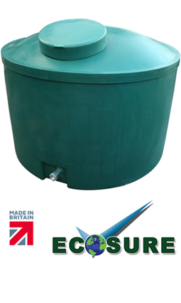 Ecosure Insulated 875 Litre Water Tank
