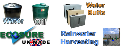 Ecosure Water Tanks